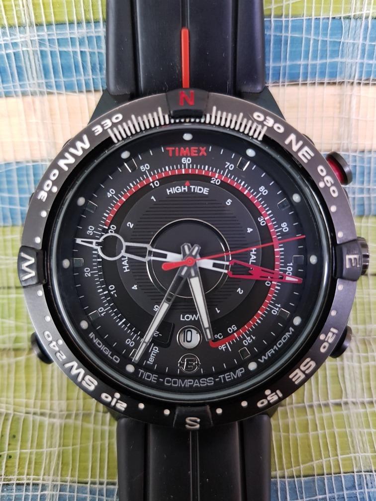 1332b1cbdcab reloj timex compass. Cargando zoom.