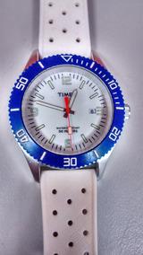 9c930fad8568 Reloj Timex Acero Inoxidable Wr30m - Relojes en Mercado Libre México