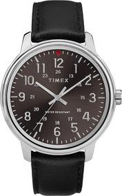 a2bb4d76eb1e Pulseras Con Piel - Reloj para de Hombre Timex en Mercado Libre México