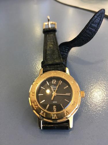 reloj timex de mujer con malla de cuero