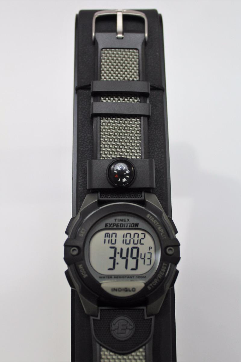 c0179e11528c reloj timex expedition 409410 caballero brujula. Cargando zoom.