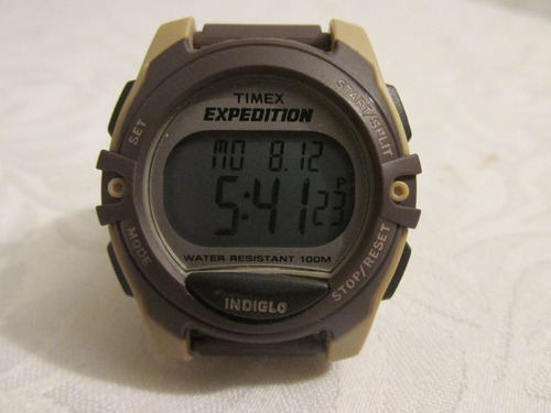 reloj timex expedition