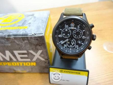 9eea8b5fccc1 Reloj Timex Expedition -   1
