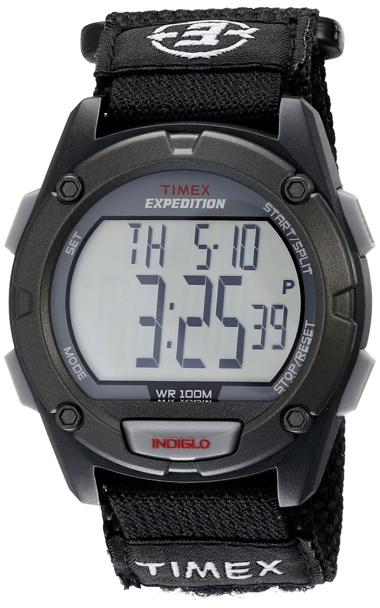 distribuidor mayorista 3f0a9 2af8c Reloj Timex Expedition Classic Digital Chrono Alarm Timer R.