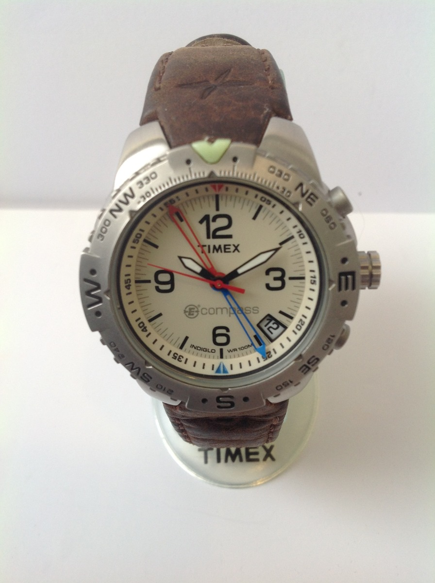 3880d8527a19 Reloj Timex Expedition Compass Ed. 2004. Cuarzo. ¡impecable ...