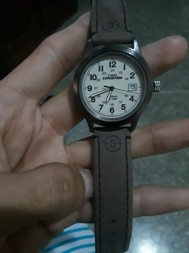 f0afb3dc3ffb reloj timex expedition original. Cargando zoom.