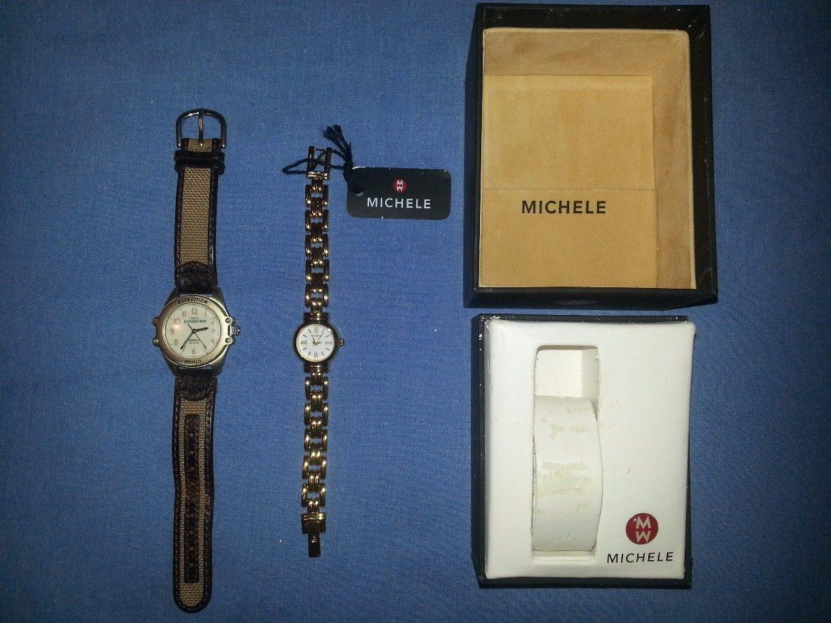 Reloj timex expedition para mujer