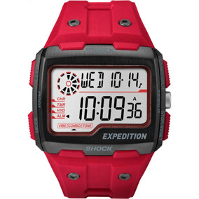 1ead9b77a849 Reloj Timex Expedition Wr200m Shock Resistant - Joyas y Relojes en ...