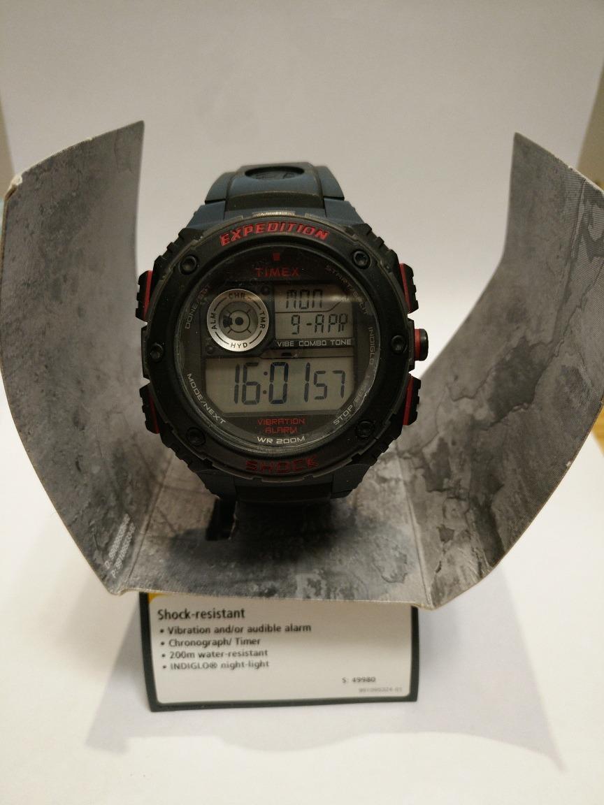 21b29e1ec9ee reloj timex expedition t49980dh alarma vibratoria oferta! Cargando zoom.