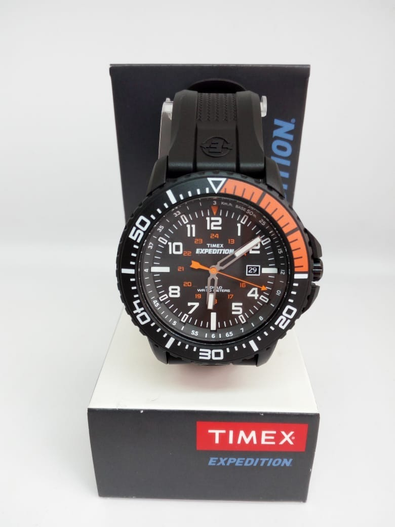 059c51f85c94 reloj timex expedition uplander negro. Cargando zoom.