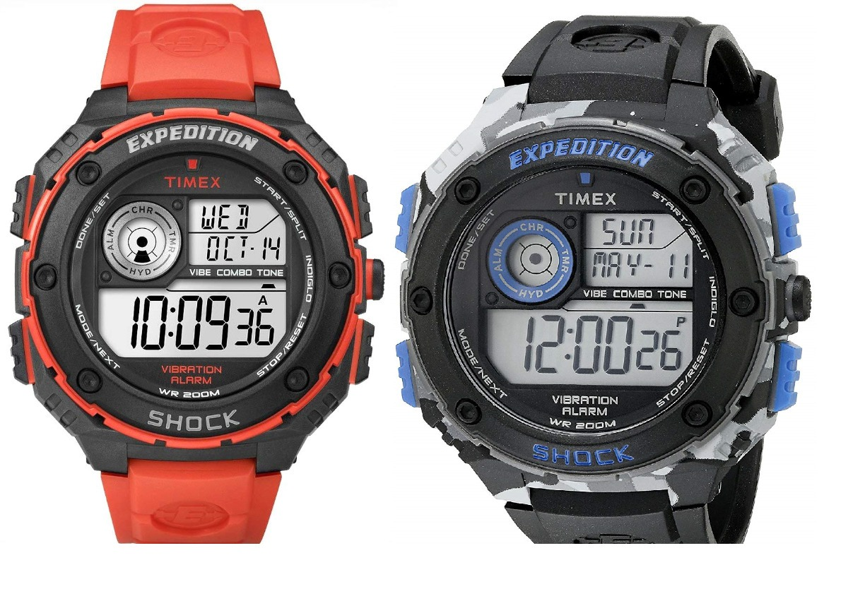 f15e517be555 Reloj Timex Expedition Vibe Shock Colores Tw4b003009j -   59.900 en ...