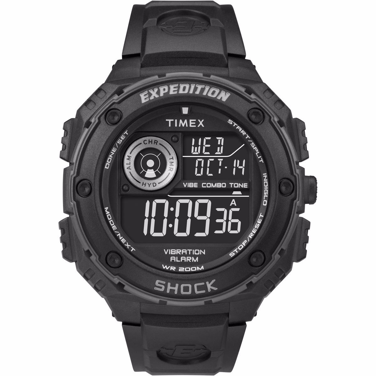 c99ccc6fe5ac Reloj Timex Expedition Vibe Shock T49983 Hombre