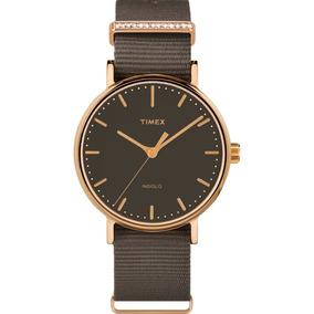 0e34d79808e5 Reloj Timex Chapa De Oro - Relojes en Mercado Libre México