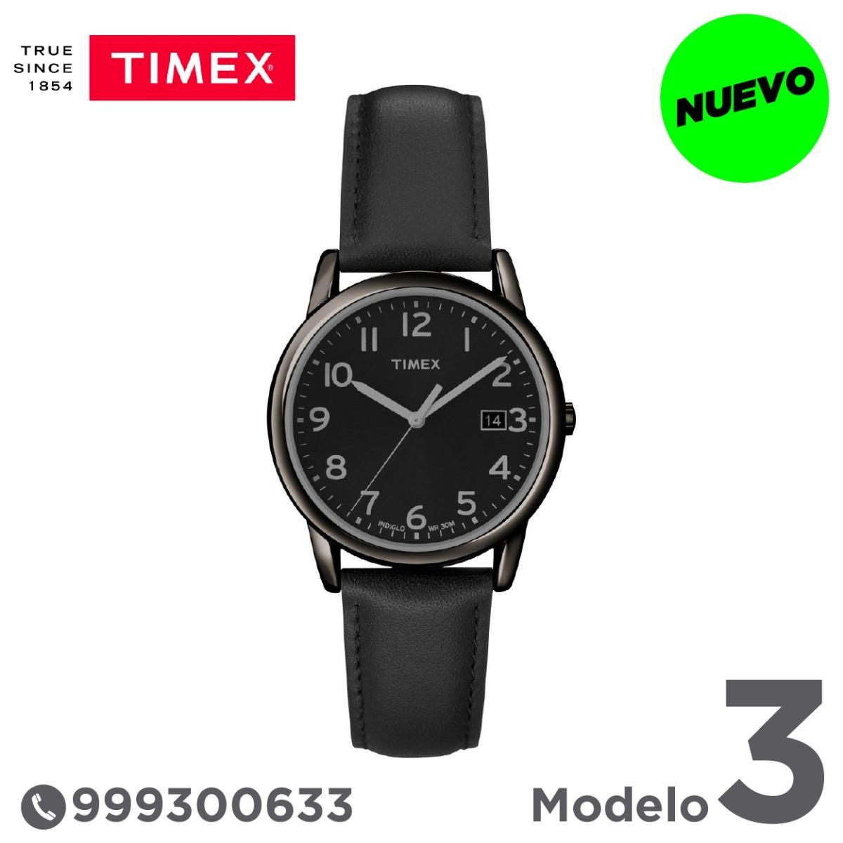 06b1d8240b8b reloj timex hombre 100% original nuevo certificado auténtico. Cargando zoom.