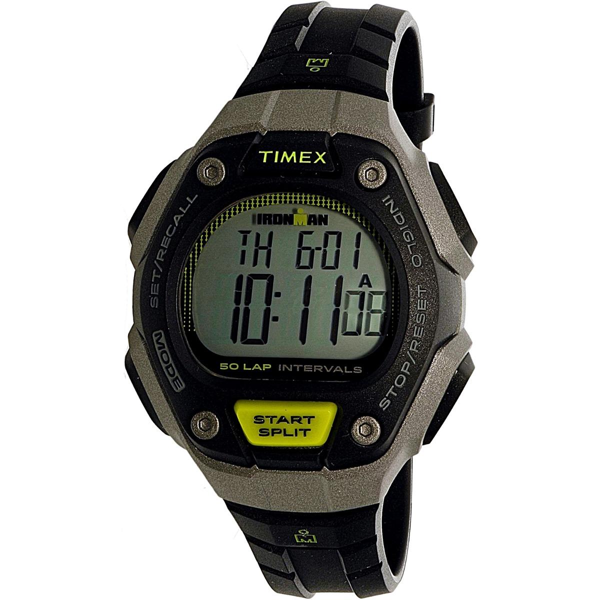 30ffb41937b3 Reloj Timex Para Hombre Tw5k93200 Poliuretano Deportivo -   2.550