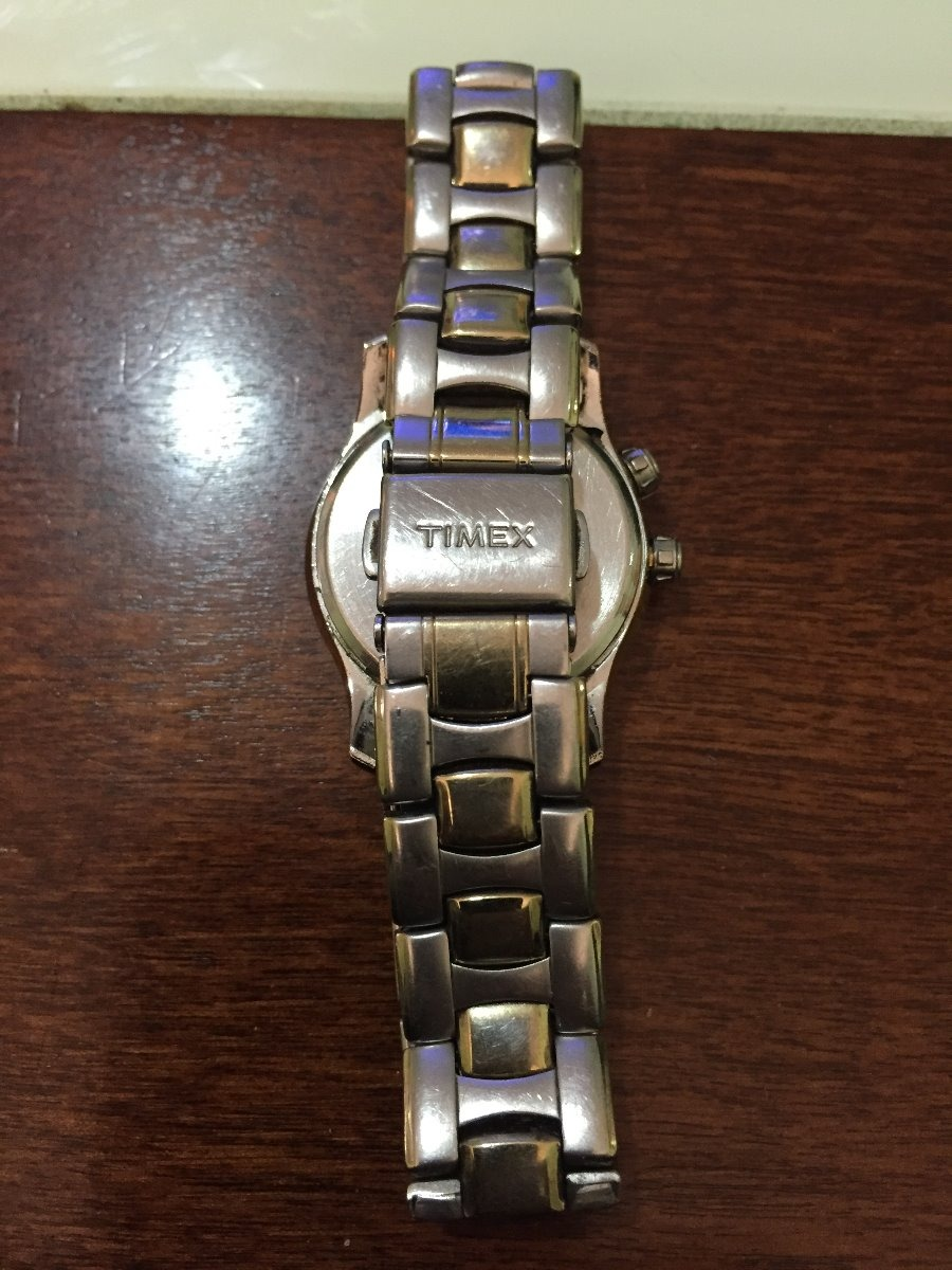 Reloj Timex Indiglo Para Dama Alarma Y Fechador $ 800.00