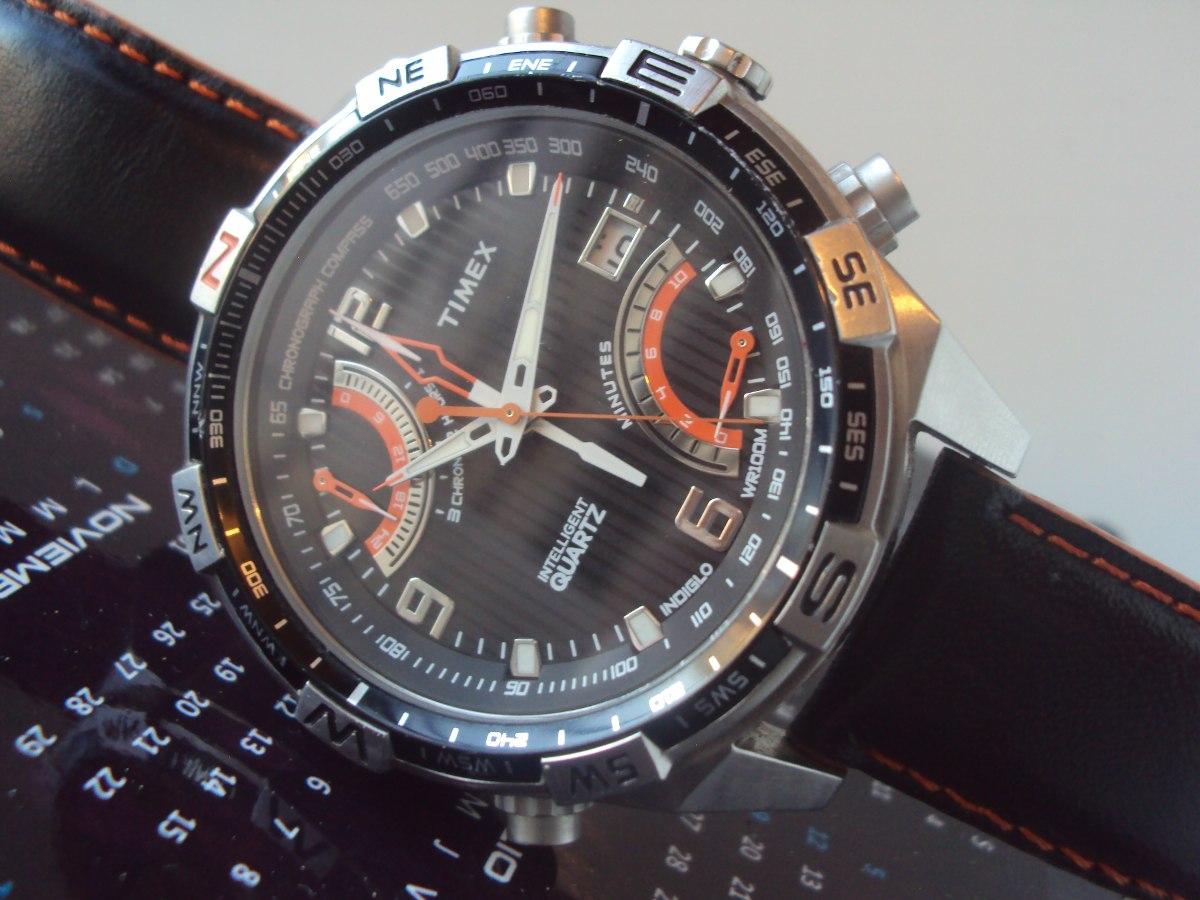 8ef27134f4a5 reloj timex intelligent fly-back quartz t49867. Cargando zoom.
