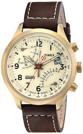 reloj timex intelligent quartz café..