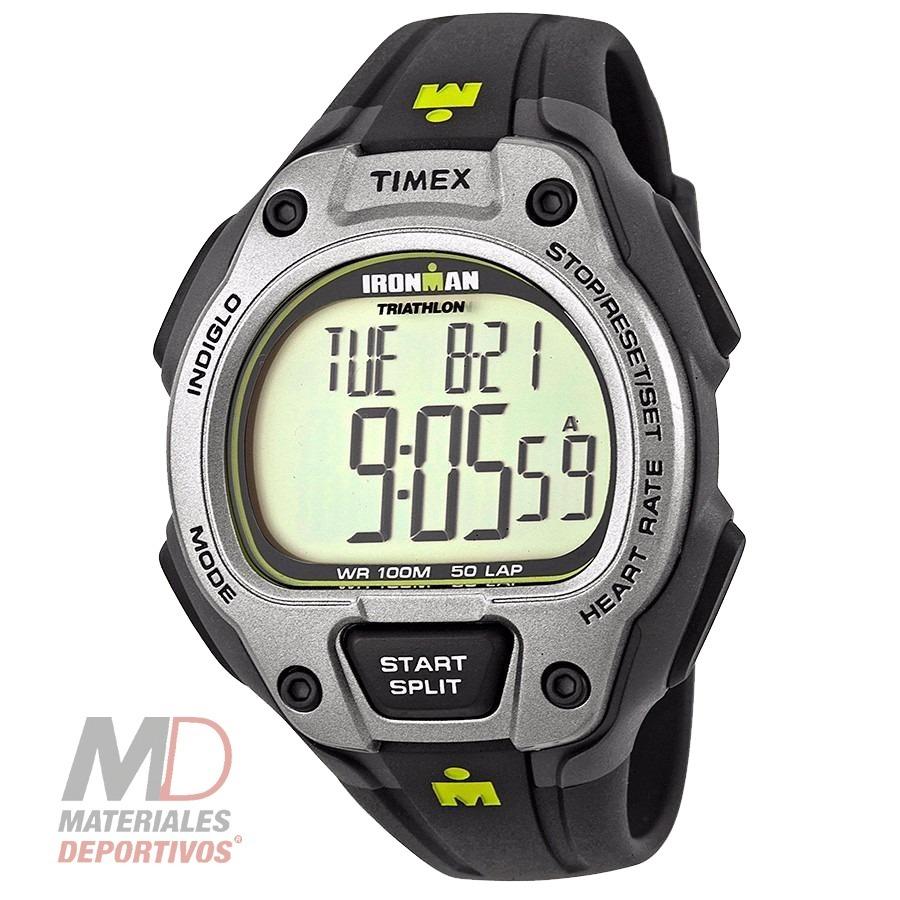 63ad80bc3469 reloj timex ironman 5k719 cardio frecuenciometro md la plata. Cargando zoom.