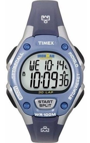 reloj timex ironman triathlon 30l 5k018