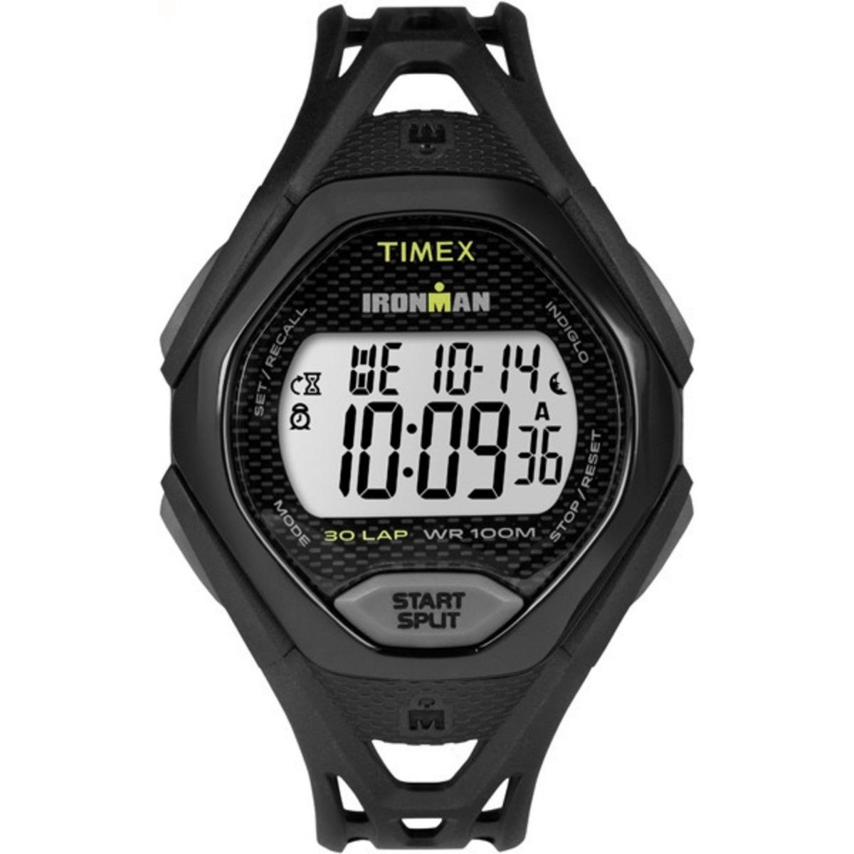32865ca875d5 reloj timex ironman tw5m10400 digital negro gris caballero. Cargando zoom.