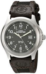 4cab3f7bdad3 Reloj Timex Mujer T21902. Pulsera Metalica Expansiva - Relojes de ...