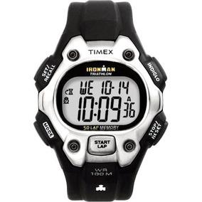 6f43451900ff Reloj Timex Ironman Triathlon T5k444 - Relojes en Mercado Libre Chile
