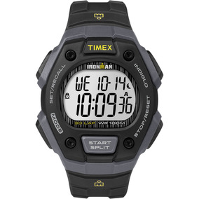 c6bdb37e0ff0 Reloj Running Timex T5k528 Ironman Traditional De Timex. Lima · Reloj Timex  Mens Tw5m09500 Ironman Classic 30 Correa De R