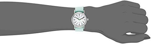 69620cdfe1fc Reloj Timex Para Mujer T2p0739j Con Banda De Nylon Con -   7.190