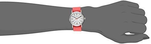 b390aaf08aae reloj tw2p656009j weekender silver-tone de timex para mujer · reloj timex  mujer
