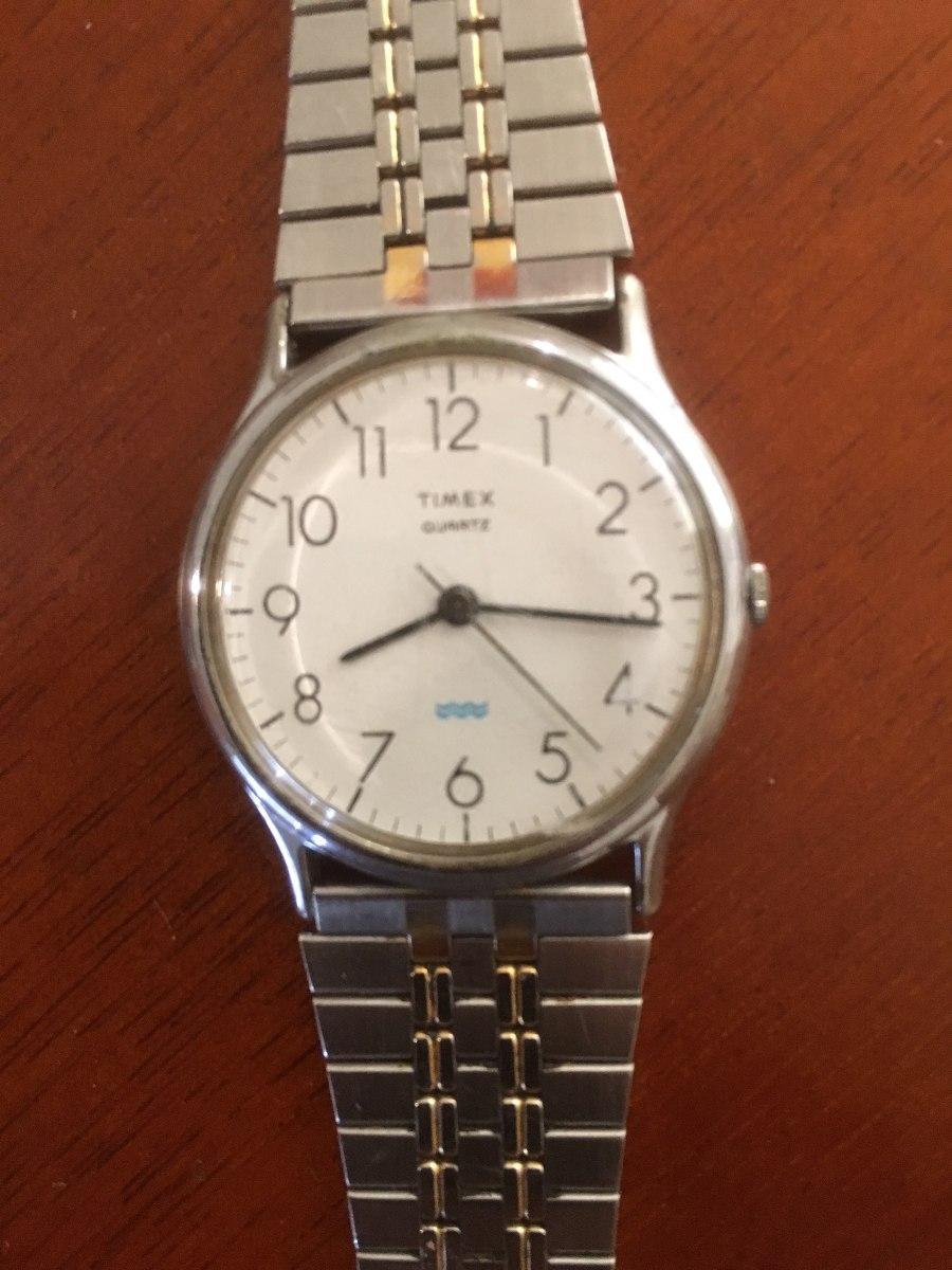 8887656bd9a7 reloj timex original vintage 70 s d coleccion quartz analogo. Cargando zoom.