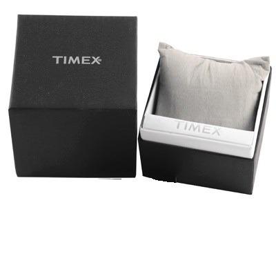 f286012139bb Reloj Timex Para Dama T2n791 Piel Blanco Luz 100% Original ...
