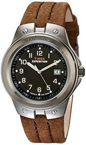 4cf3c4295ecf Reloj Timex Para Hombre Con Correa De Cuero T49631 Expeditio