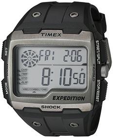 d3cffbf7bf1d Super Reloj Timex Expedition Shock - Relojes en Mercado Libre México