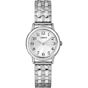 258ad328b4a1 Reloj Timex Para Mujer Banda De Expansión De Acero