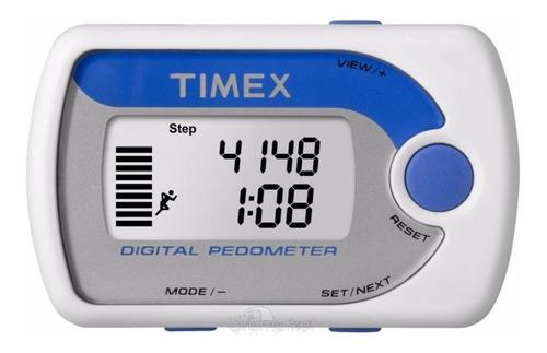 reloj timex podómetro acelerómetro de bolsillo t5k631