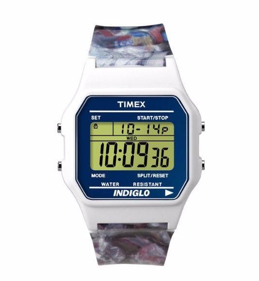 2a4034f55473 Reloj Timex Retro Dama Silicona Clasico - S  115