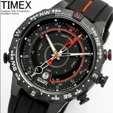 dc30ce6dbdf5 Reloj Timex T2n720 Brujula Temperatura Mareas Nuevo! Oferta ...