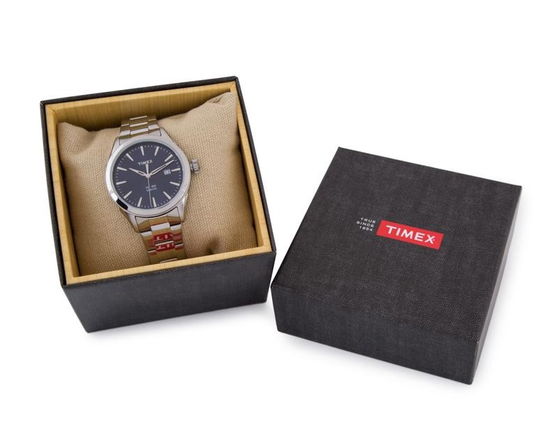 17ef4213e81 Reloj Timex Tw2p96800 Plateado Pm-7166183