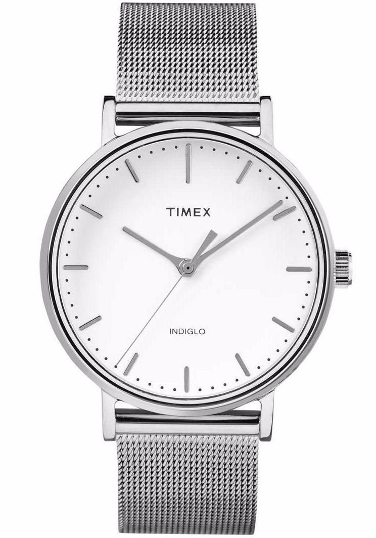 7907e3a80dd5 reloj timex tw2r26600 weekender plateado original para dama . Cargando zoom.