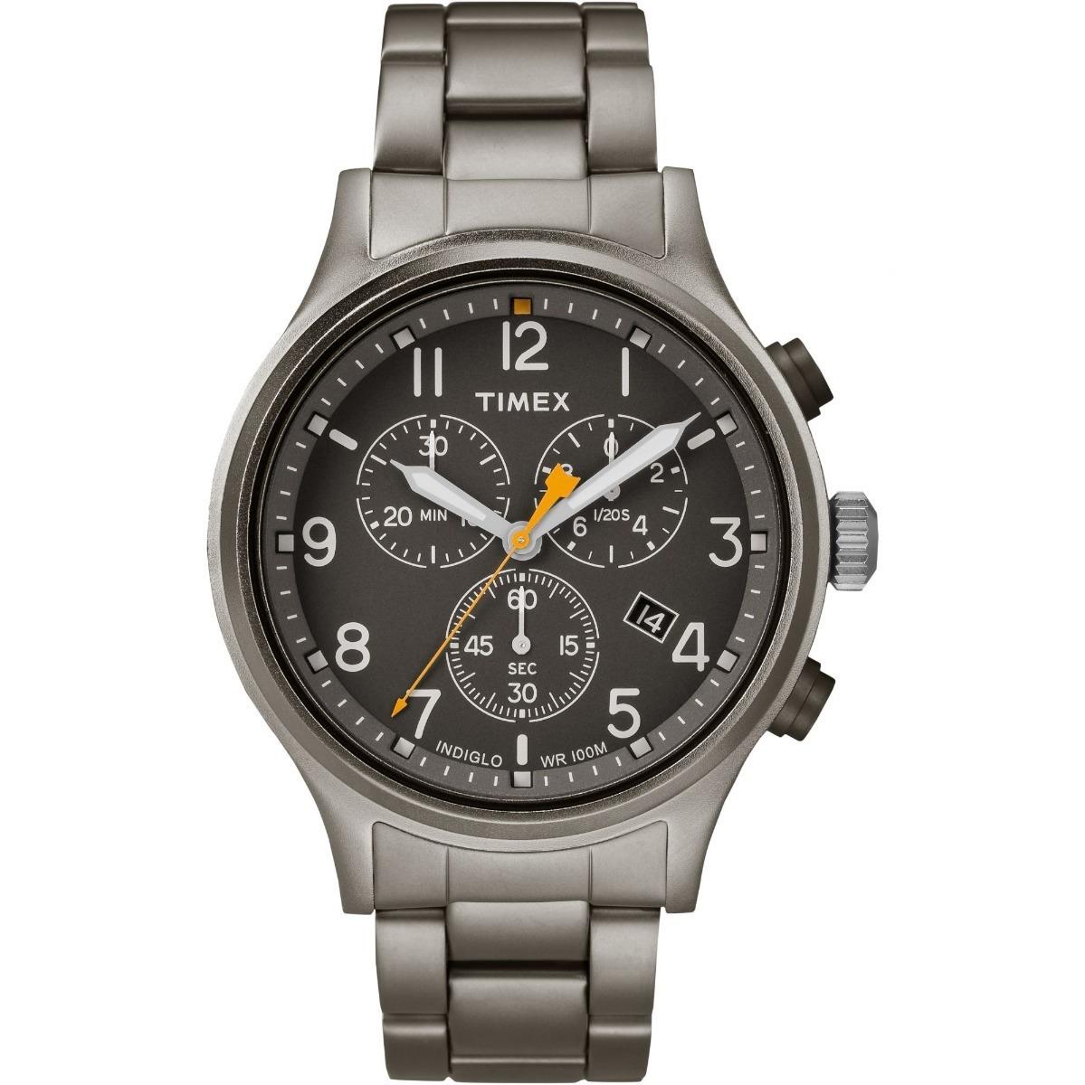 14bc145e02f3 reloj timex tw2r47700 100% original para caballero. Cargando zoom.