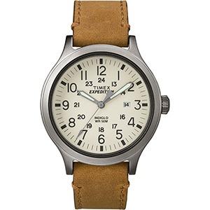 cfe97efdc5c0 Reloj Timex Unisex Expedition® Scout Con Correa De Cuero ...