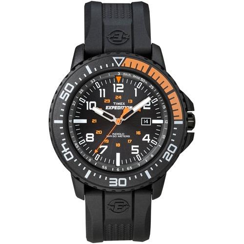 3541295bf424 Reloj Timex Uplander Para Hombres Negro naranja
