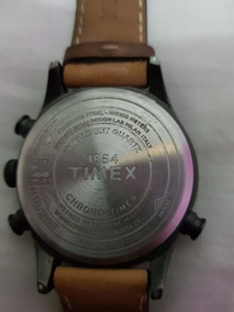 84e6899bdd42 Reloj Fossil Muy Bueno De Pulsera Hombre Timex - Reloj de Pulsera en ...