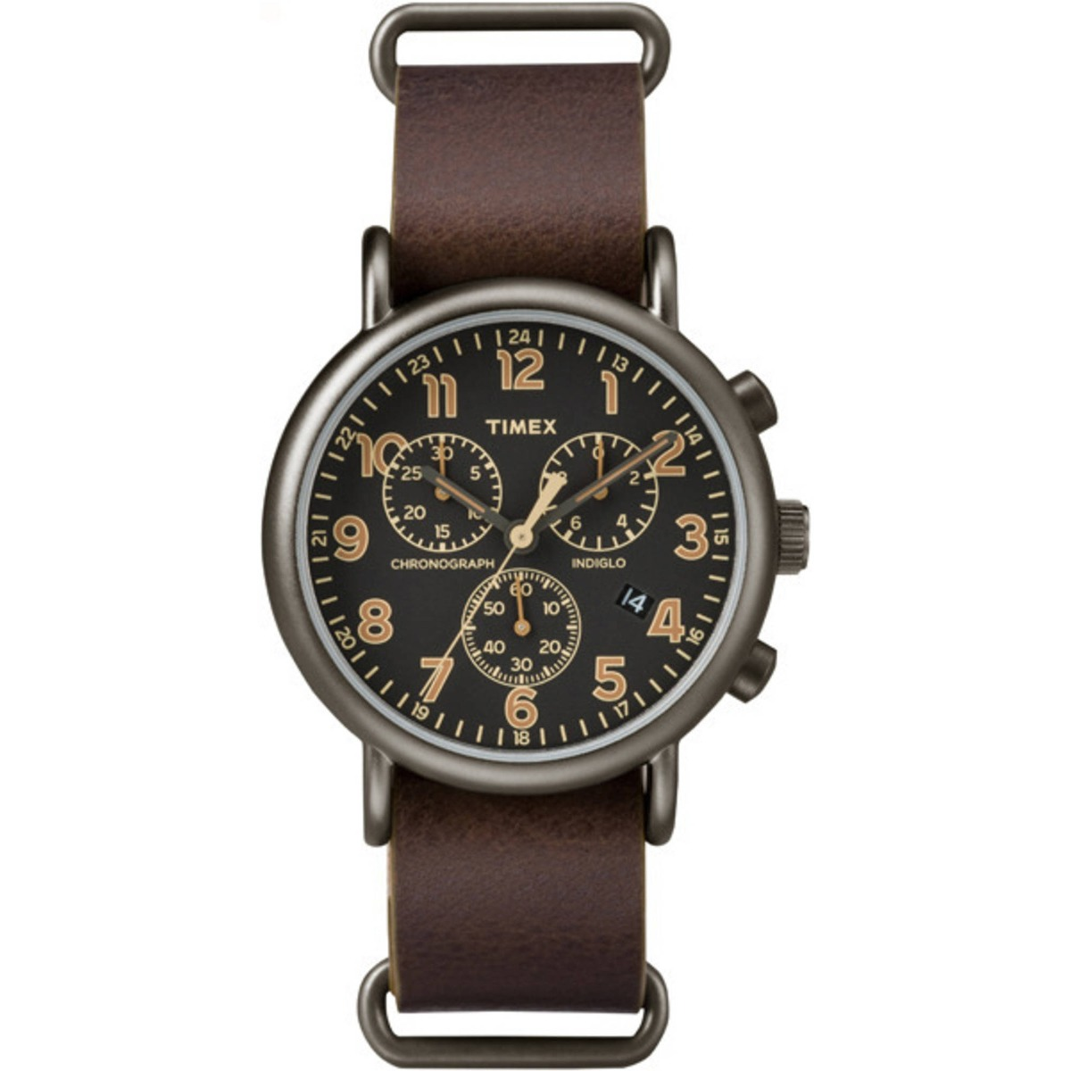 3a968911f78f Reloj Timex Weekender Para Hombres
