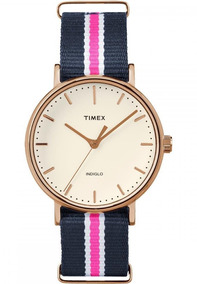 eb6394f1656d Reloj Timex Weekender Dama - Reloj para de Mujer Timex en Mercado ...