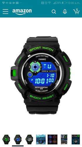 reloj timsty electrónico reloj deportivo