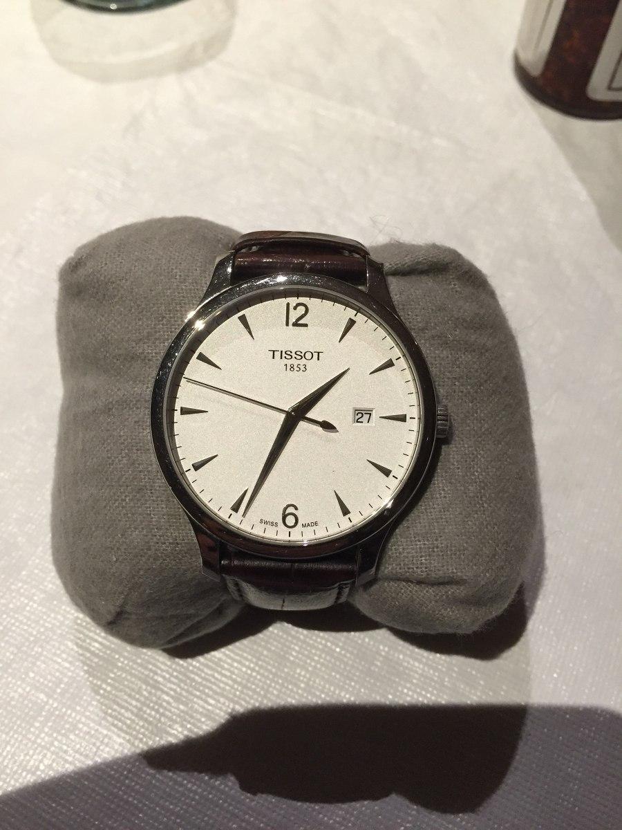 Reloj Tissot 1853 4 900 00 En Mercado Libre