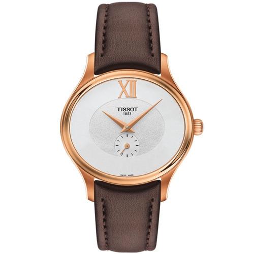 reloj tissot  bella ora original para dama t1033103603300