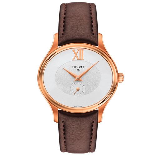 reloj tissot bella ora small second t1033103603300 e-watch